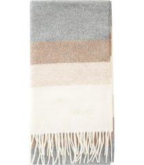churchs embroided scarf 50x190