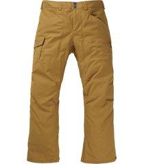 pantalon de nieve hombre covert wood mostaza burton