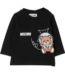 moschino black t-shirt
