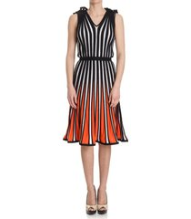 msgm - knitted dress