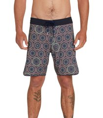 men's volcom sun medallions stoney board shorts