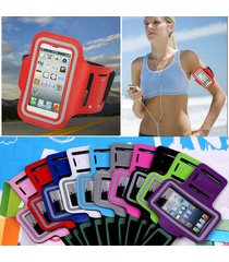 sports running workout gym armband arm band case cover samsung galaxy s3 s4 s5