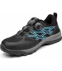 scarpe antinfortunistiche antinfortunistiche per uomo con puntale in acciaio