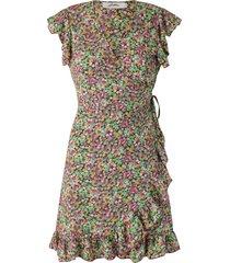 ambika jurk paars rue