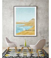 islandia - vintage plakat 50x70 cm