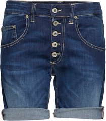 5b shorts stockholm shorts denim shorts blå please jeans