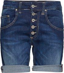 5b shorts stockholm shorts denim shorts blå please jeans
