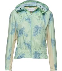 breeze jacket outerwear sport jackets multi/mönstrad johaug