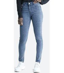 jegging jane skinny jeans - ljusblå
