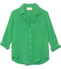 scout shirt in kelly green