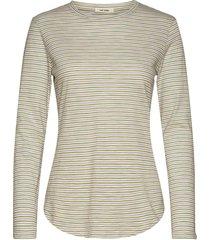 paris t-shirt t-shirts & tops long-sleeved multi/patroon nué notes