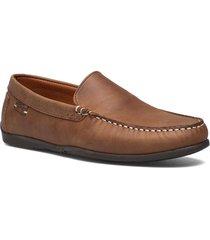 plain driving loafer lth skor business brun marstrand