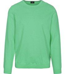 basefield pullover groen regular fit 219015919/502