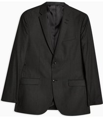 mens grey charcoal tailored blazer