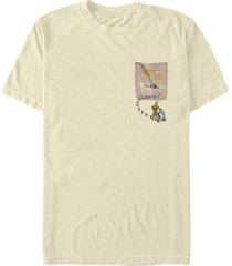 fifth sun men's desert tracks short sleeve crew t-shirt