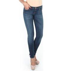 skinny jeans lee spodnie toxey l527svka
