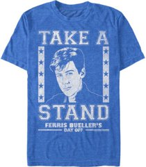 fifth sun day off men's take a stand short sleeve t- shirt