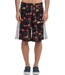 bermuda shorts pantaloncini uomo monogram