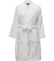 lrl essential the greenwich robe morgonrock vit lauren ralph lauren homewear