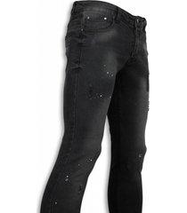 new stone exclusieve jeans zwart