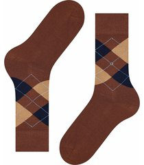 manchester socks - brown 20182-5289