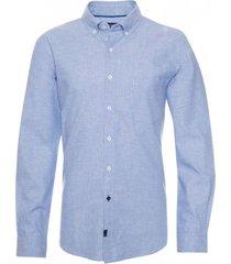 camisa casual lino mcgregor