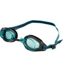 óculos de natação speedo freestyle 3.0 new - adulto - preto/azul