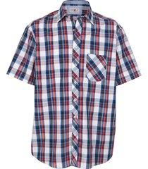 overhemd roger kent marine::rood