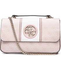 open road cnvrtble xbody flap bags small shoulder bags - crossbody bags rosa guess