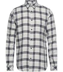 liam na shirt 10920 overhemd casual crème samsøe & samsøe