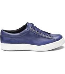 zapatilla azul albany