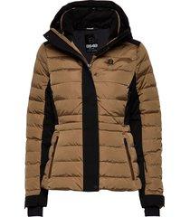 andina w primaloft j outerwear sport jackets brun 8848 altitude