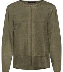 blazer jacket short 1/1 sleeve blazers bouclé blazers grön betty barclay