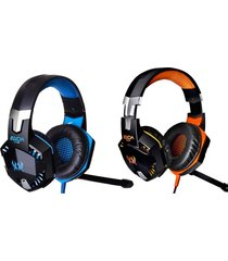 audifono diadema gamer kotion each g2000 usb microfono led