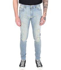 'repairer' denim jeans