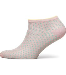 dollie dot coll. lingerie socks footies/ankle socks rosa becksöndergaard