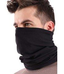bandana mascarilla anti filtraciones negro uniforma