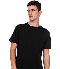 camiseta dudalina essentials preta - kanui