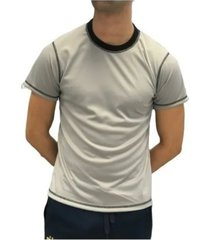 camiseta  gris mezgo