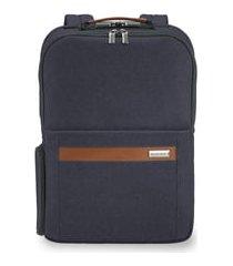 men's briggs & riley medium kinzie street rfid pocket laptop backpack -