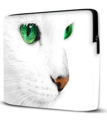 capa para notebook gato 15 polegadas
