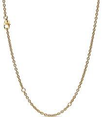 colar pandora shine™ corda - 60 cm