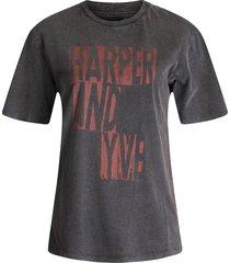 harper & yve shirt / top zwart k300