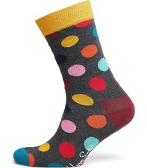 big dot sock underwear socks regular socks multi/mönstrad happy socks