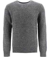 a.p.c. diego crewneck sweater