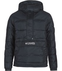 donsjas columbia columbia lodge pullover jacket