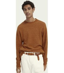 scotch & soda alpaca-wool blend sweater