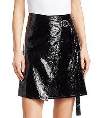 mylar wrap skirt