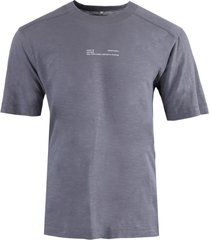 dream logic logo t-shirt grey