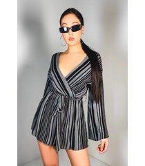 akira secret get away long sleeve romper